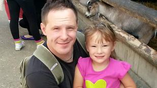 A bíróság neki ítélte a lányát, két hónappal később megölte