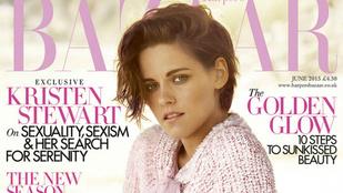 Kristen Stewart hisztizik, mert utál híres lenni