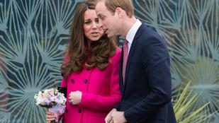 Elkezdődött: Katalin hercegné már vajúdik