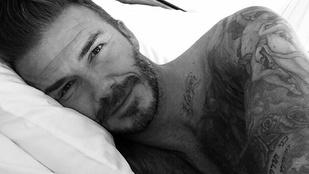David Beckham lett a világ legszexibb férfiúja
