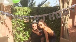 A nap másik fontos szülinaposa, David Beckham Marokkóban élvezkedik