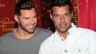 Ricky Martin találkozott saját magával