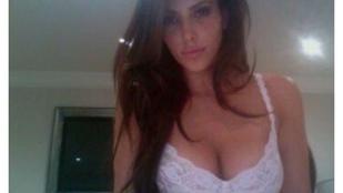 Kardashian most az instagramon vetkőzött