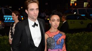 Robert Pattinson csaja péniszruhában ment a MET bálba