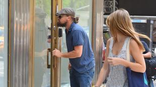 DiCaprio egyre szőrösebb, és egyre furábban viselkedik