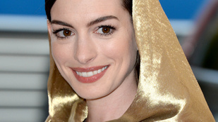 Hihetetlen: Anne Hathaway ájulás jól nézett ki