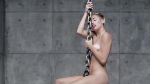 Miley Cyrus mellmutogatása egyáltalán nem öncélú