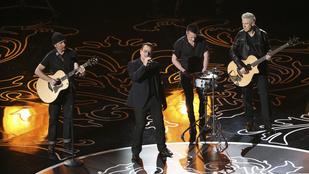 Utcazenéléssel reklámozza magát a U2