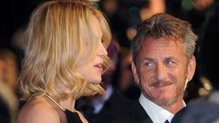 Charlize Theron élete szerelme Sean Penn