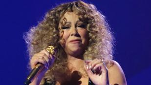Mariah Carey soha nem nézett ki még ennyire rosszul