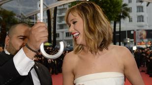3 ok, amiért Jennifer Lawrence éppen baromi boldog lehet