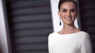 Natalie Portman elhányta valahová az Oscarját