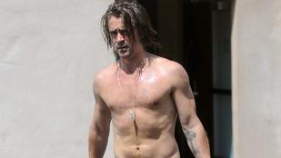 Igen, Colin Farrell tényleg ennyire jól néz ki