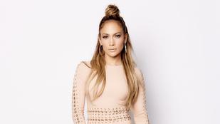 Jennifer Lopez már megint baromi jól nézett ki