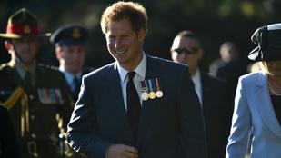 Íme az útmutató Harry herceg kitüntetéseihez