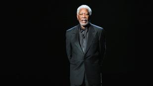 Morgan Freeman is kiáll a marihuána-legalizáció mellett