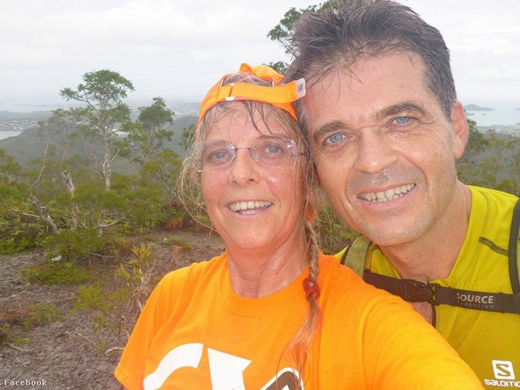 Yves és Anne Bertholot a tragédia előtt