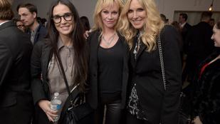 Rejtélyes körülmények közt tűntek el Demi Moore ruhái