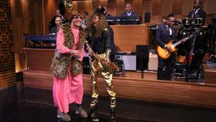 Charlize Theron nem járna jól ha Jimmy Fallon öltöztetné