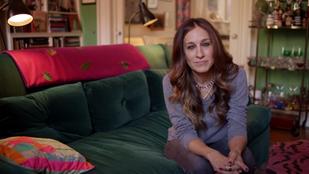 Sarah Jessica Parker pörgeti a Szex és New York 3-ról szóló pletykákat