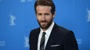 Ryan Reynolds elkezdett instagramozni