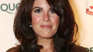 Elszabadult Monica Lewinsky tupírozott haja