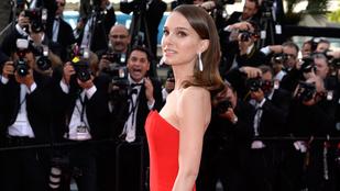 Natalie Portman már majdnem olyan vékony, mint Jolie