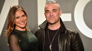 Hoppá: szexuális zaklatással vádolják Robbie Williamst és feleségét