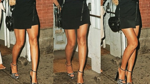 Ha Beyoncé lábai beszélni tudnának, azt mondanák, ez már igen