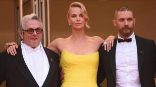 Teljesen egyértelmű, hogy Charlize Theron a legjobb nő Cannes-ban