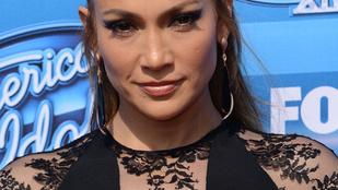 Jennifer Lopez öregasszonynak nézett ki