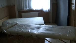 Így néz ki egy masszázsszalonnak álcázott kupi Miskolcon