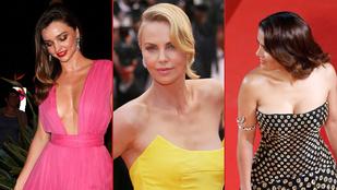 Charlize Theron a legszebb, de akad még egy-két jónő Cannes-ban