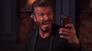 David Beckhamről is lehet rossz fotót készíteni