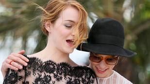 Emma Stone akkor is jó nő, ha elfújja a szél
