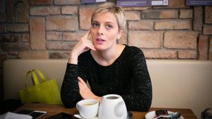 Tatár Csilla kiborult a válás után