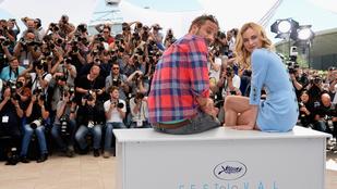 Bugyit és bordákat villantott Diane Kruger Cannes-ban