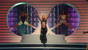 Britney Spears nem mém, hanem legenda