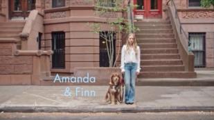 Ezután a videó után szívesen lenne Amanda Seyfried kutyája