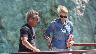 Sean Penn susimelegítőben játssza Charlize Theron gyerekének apját