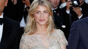 A szép francia színésznő a Becstelen brigantykból még mindig szép