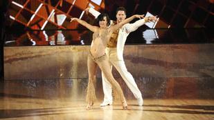 Rumer Willis megnyerte a táncversenyt