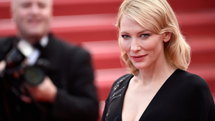 Cate Blanchett nagyon félt, hogy villantani fog