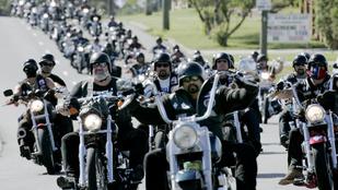 Na ezek nem a szelíd motorosok: gyilkos bandák Amerikában