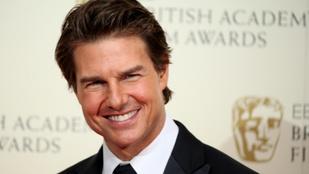 Tom Cruise olyat villantott, hogy csak na