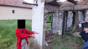 Élettársa apjára gyújtotta a házat