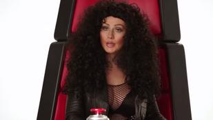 Christina Aguilera Cherként nem az igazi