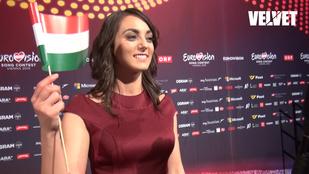 Boggie nagy napja az Eurovízión