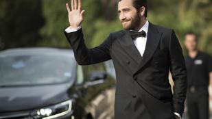 Jake Gyllenhaal bárkire tud szerelmesen nézni
