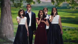 Európa jó éjszakát kívánt Magyarországnak
